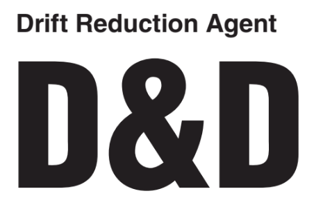 D&D - Drift Reduction Agent