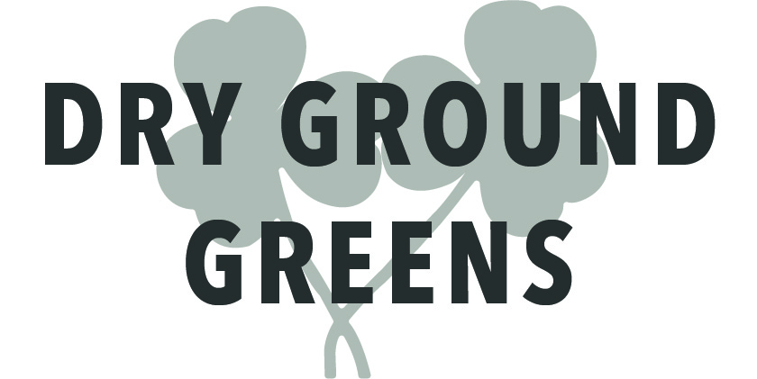 dry ground greens